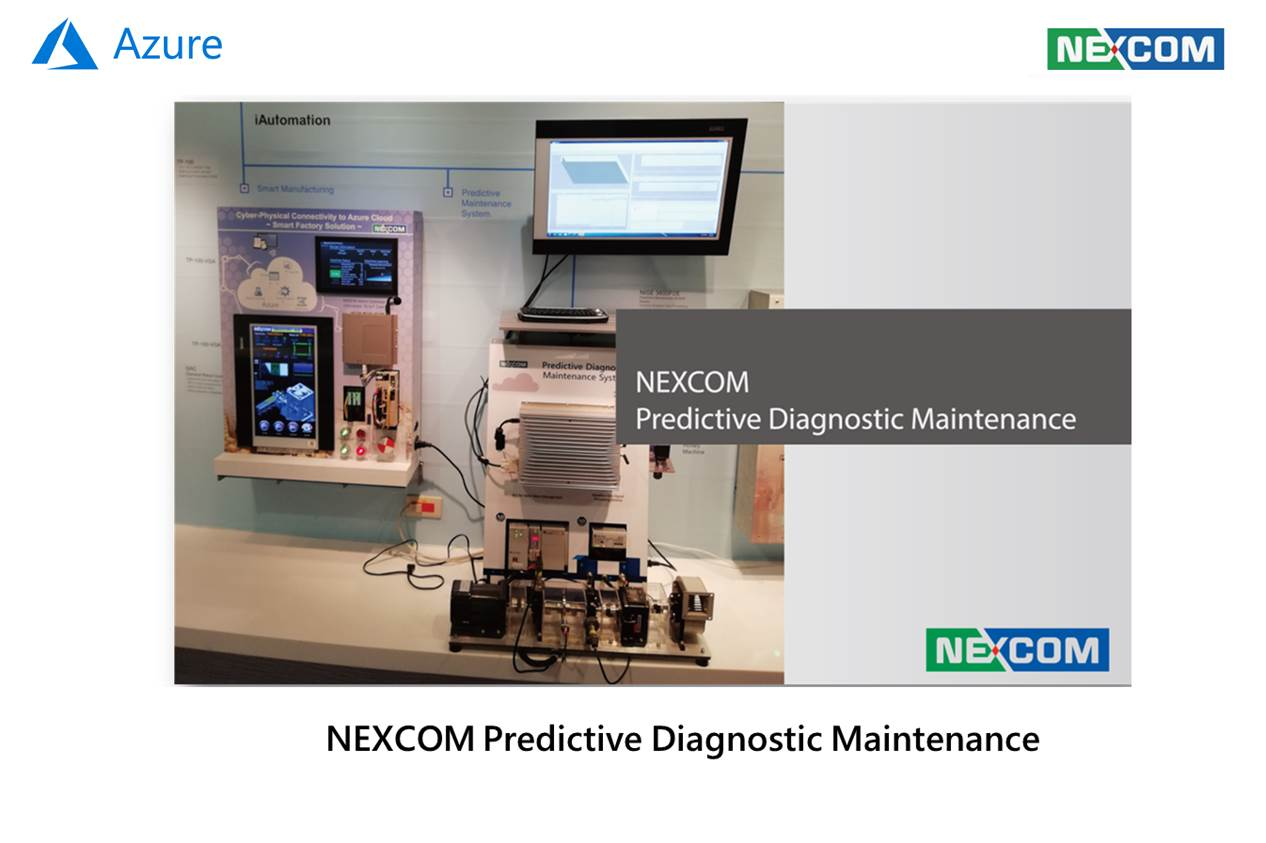 NEXCOM Predictive Diagnostic Maintenance