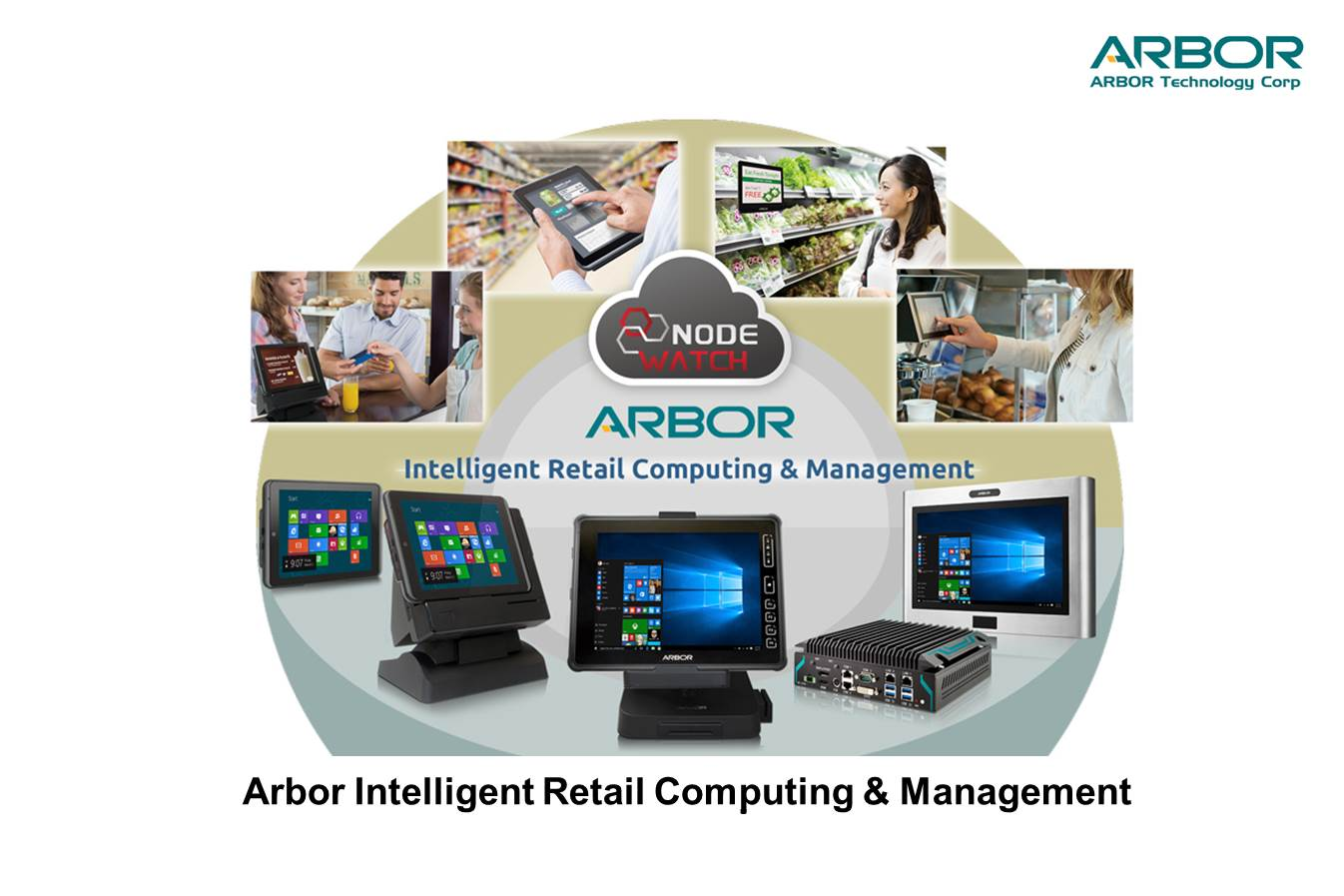 Arbor Intelligent Retail Computing & Management