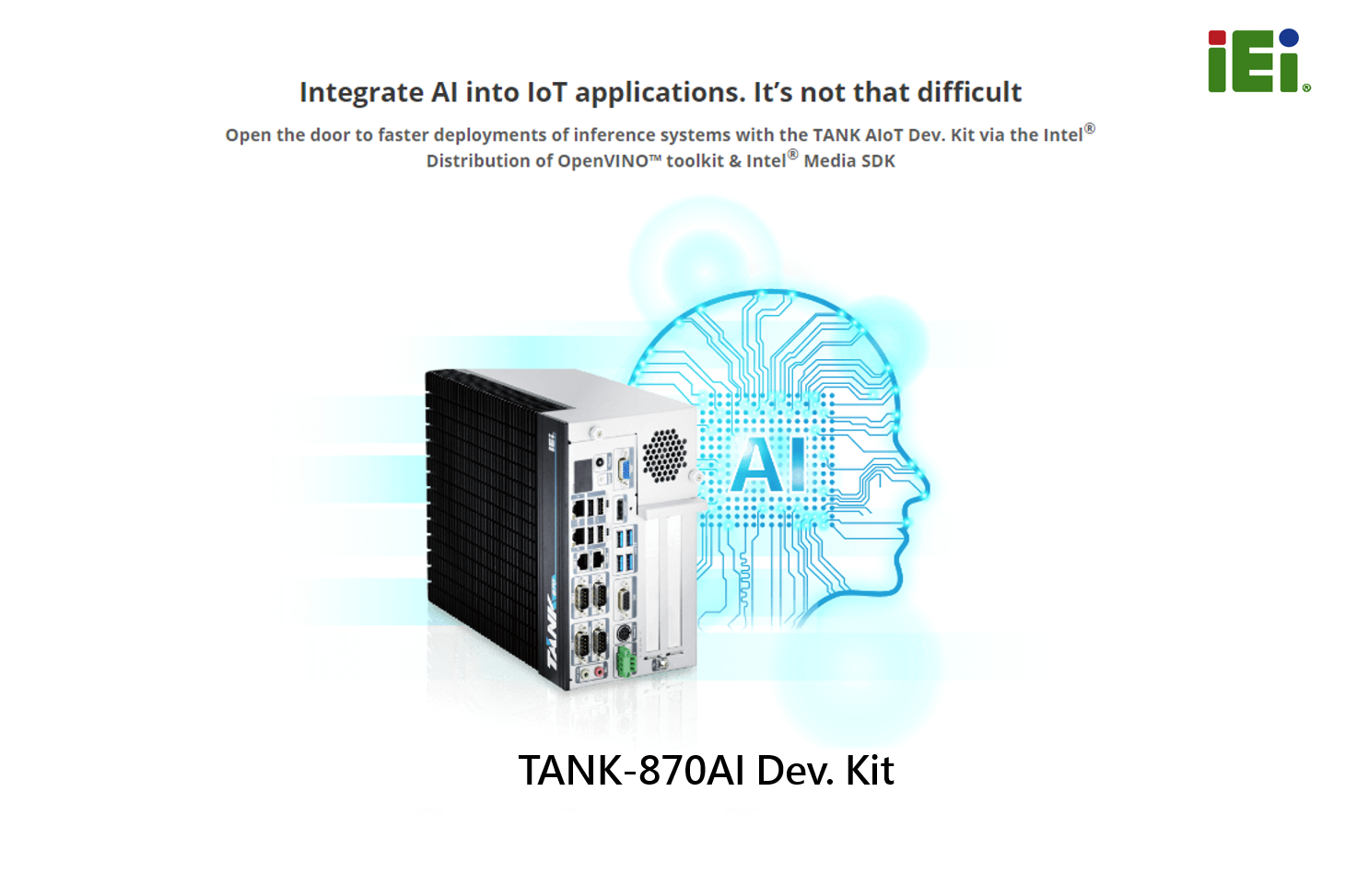 TANK-870AI Dev. Kit