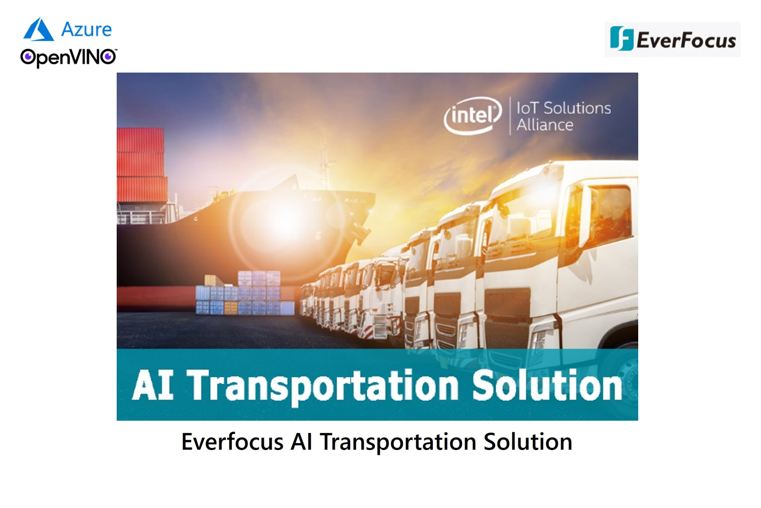 Everfocus AI Transportation Solution(eIVP-KBU-IV-V0004)