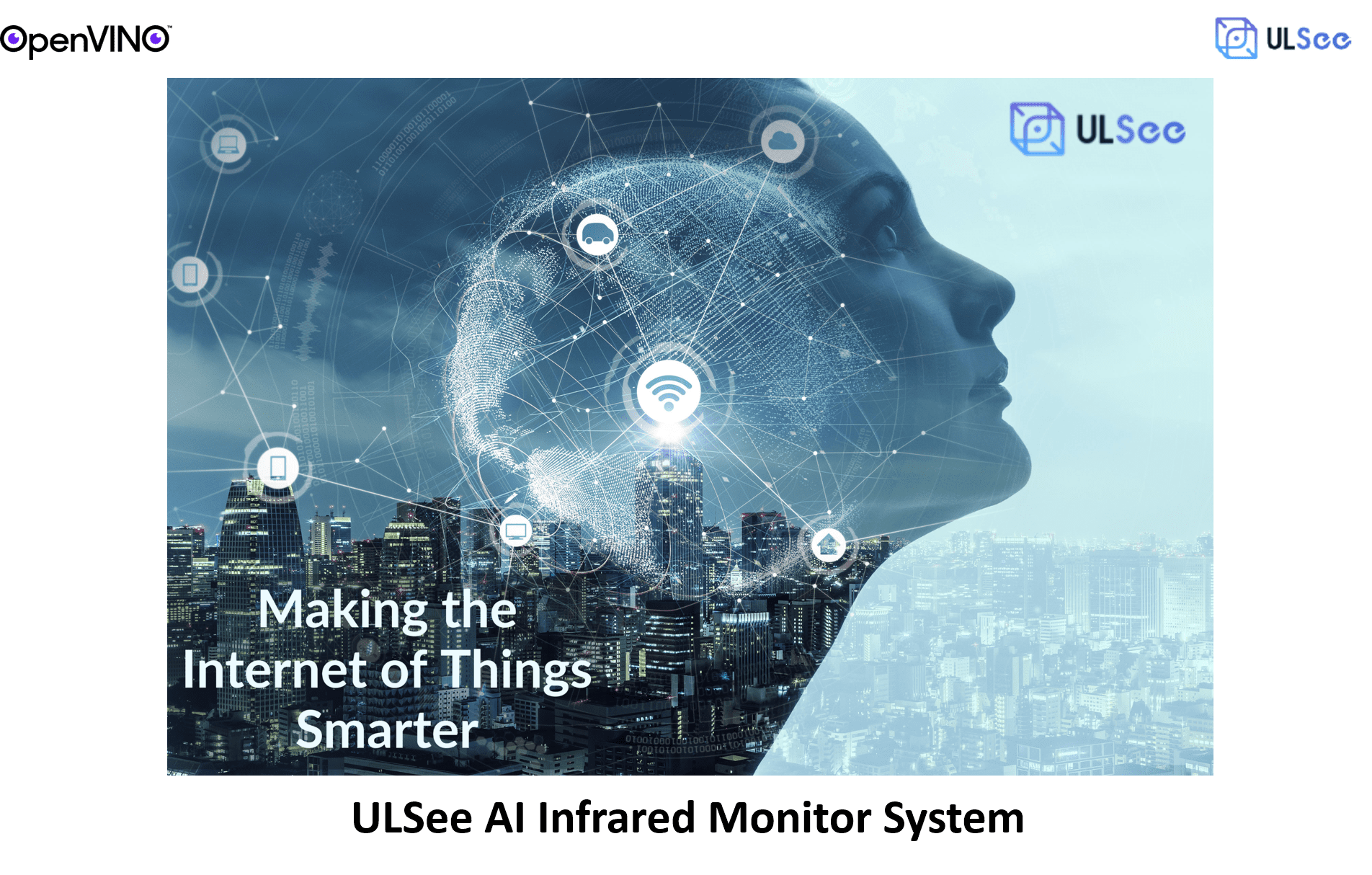 Ulsee AI Infrared Monitor System